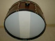 Большой оркестровый барабан , бу