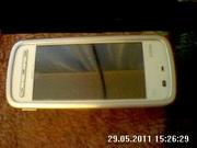 продам NOKIA 5230  8Gb White цена 4000р б/у менее года