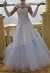 Принимаем бу свадебное платье