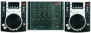 DJ Комплект Vestax CDX-05 (2 шт.) и Vestax VMC-004