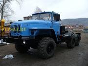Урал 44202 ,  седельный тягач
