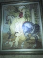 Красивые картины крестиком, недорого, срочно!