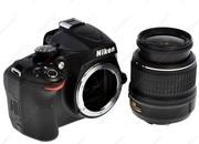 Зеркальный фотоаппарат Nikon D5100 Kit 18-55mm (полная комплектация)..