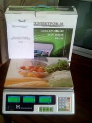 Продам Электронные настольные весы