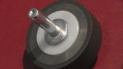 Алмазный круг с насадкой,  хвостовик 8 мм.