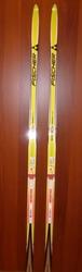 Продам комплект беговых лыж(б/у)